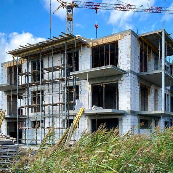 Budwa apartamentowca
